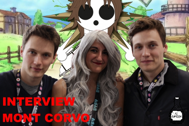 Hero Festival Grenoble 2019 – Interview du Mont Corvo