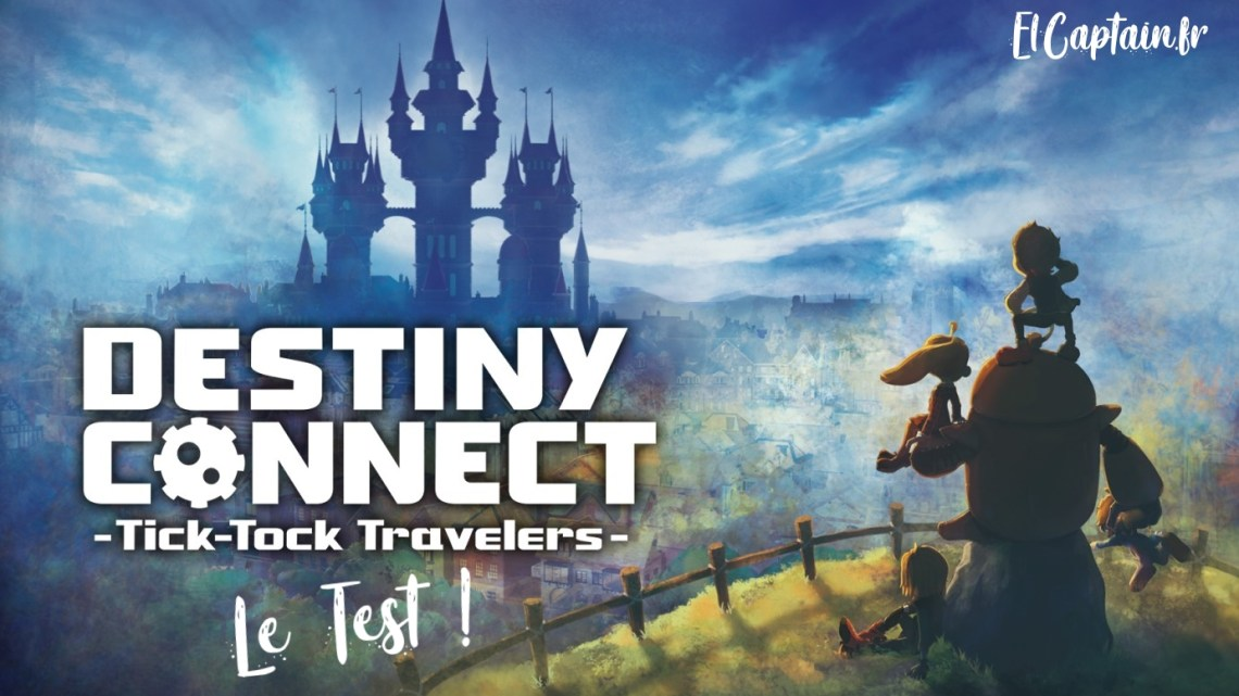 [Test] Destiny Connect : Tick Tock Travelers