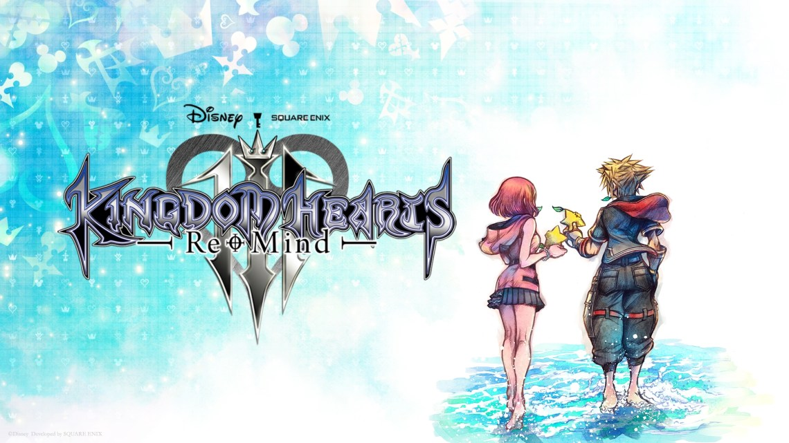 [Test] DLC Kingdom Hearts 3 : Re:Mind