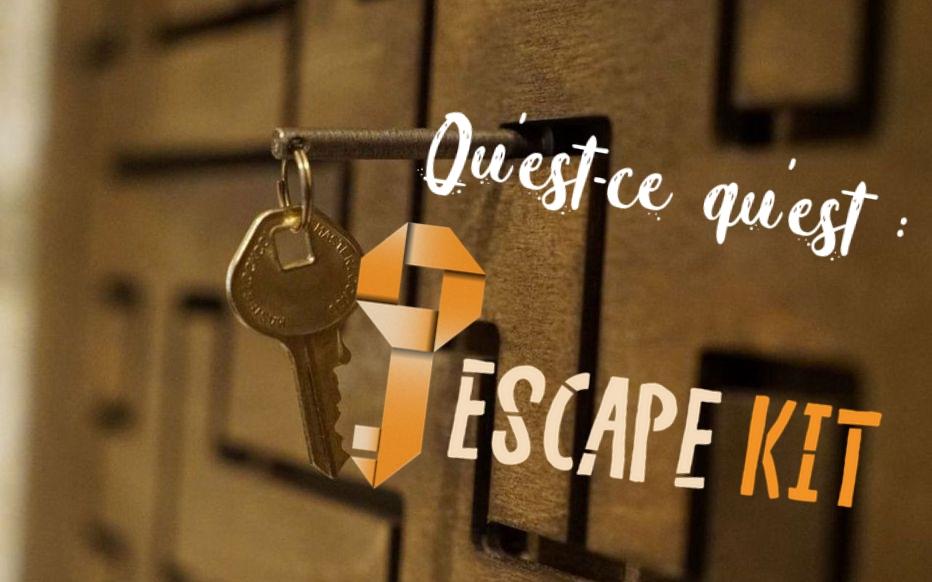 Test : Escape-kit, un escape game chez vous !