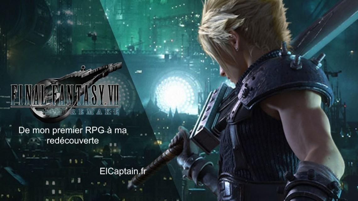 Final Fantasy 7 Remake : De mon premier RPG à ma redécouverte