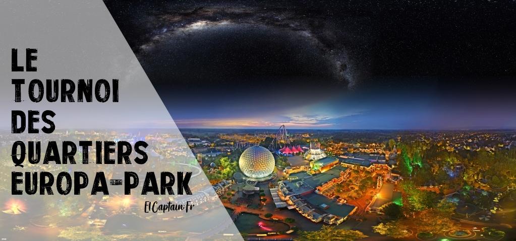 Europa-Park : Le tournoi des quartiers