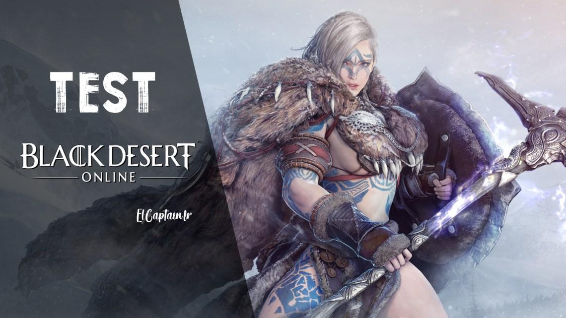 [Test] Black Desert – PS4