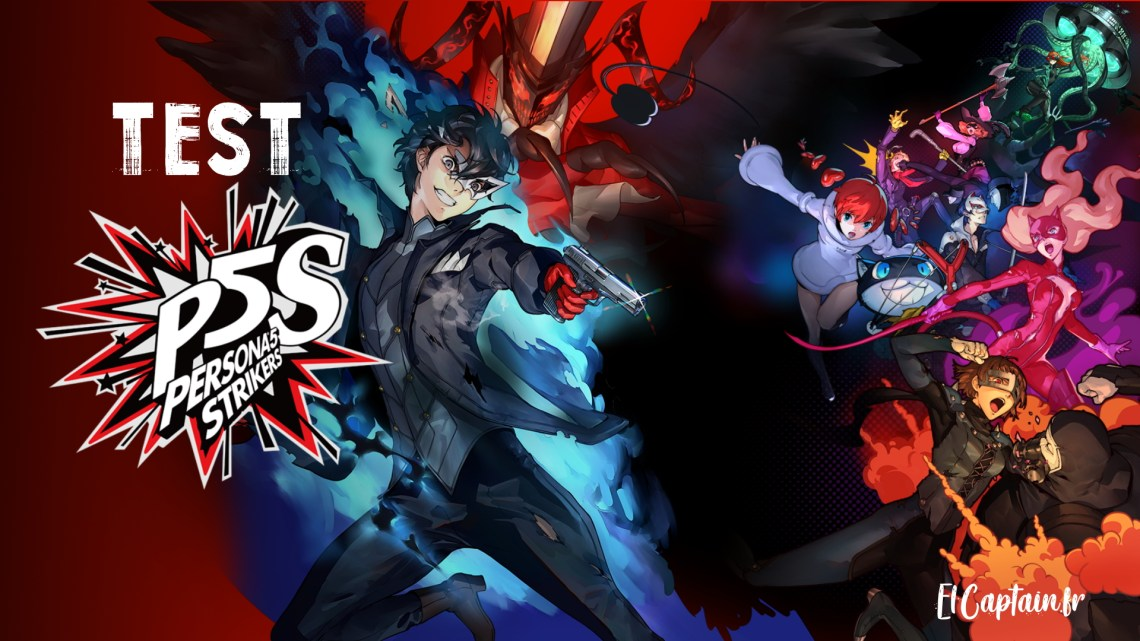 [Test] Persona 5 Strikers – PC