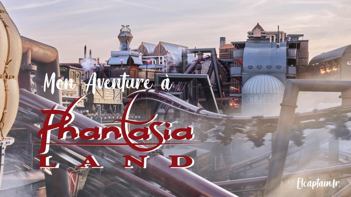 [Parc] Mon aventure à Phantasialand !