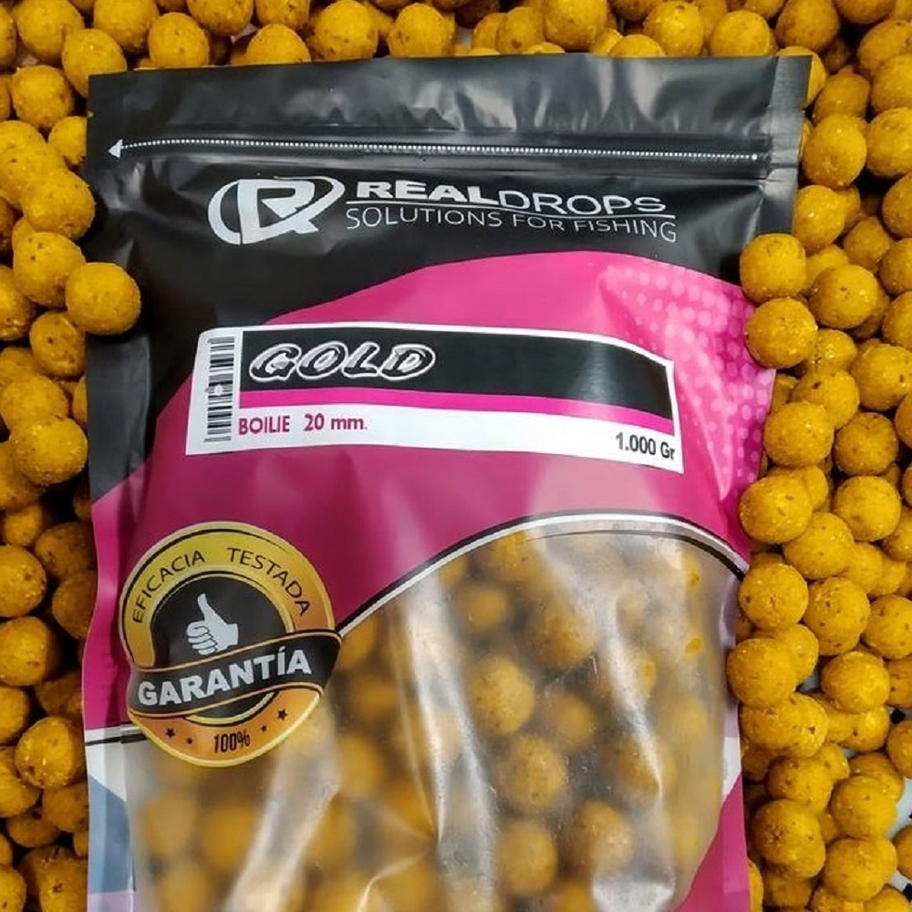 REAL DROPS BOILIES GOLD EL CARPODROMO