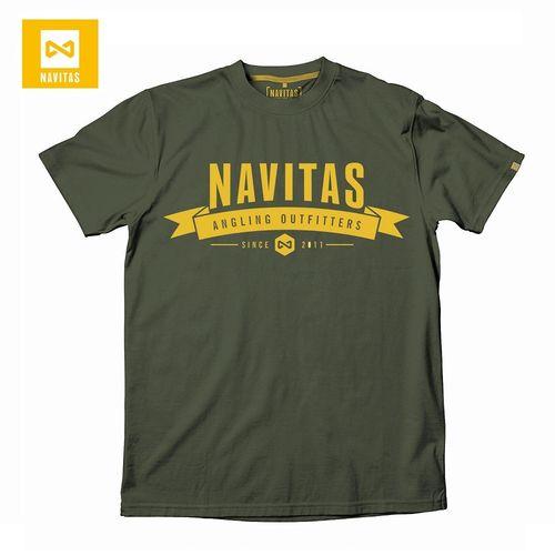 NAVITAS OUTFITTERS TEE Talla XL