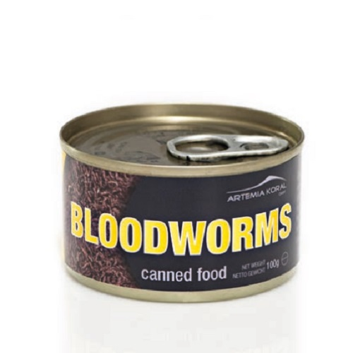 NORTHERN BAITS BLOODWORMS 100 G