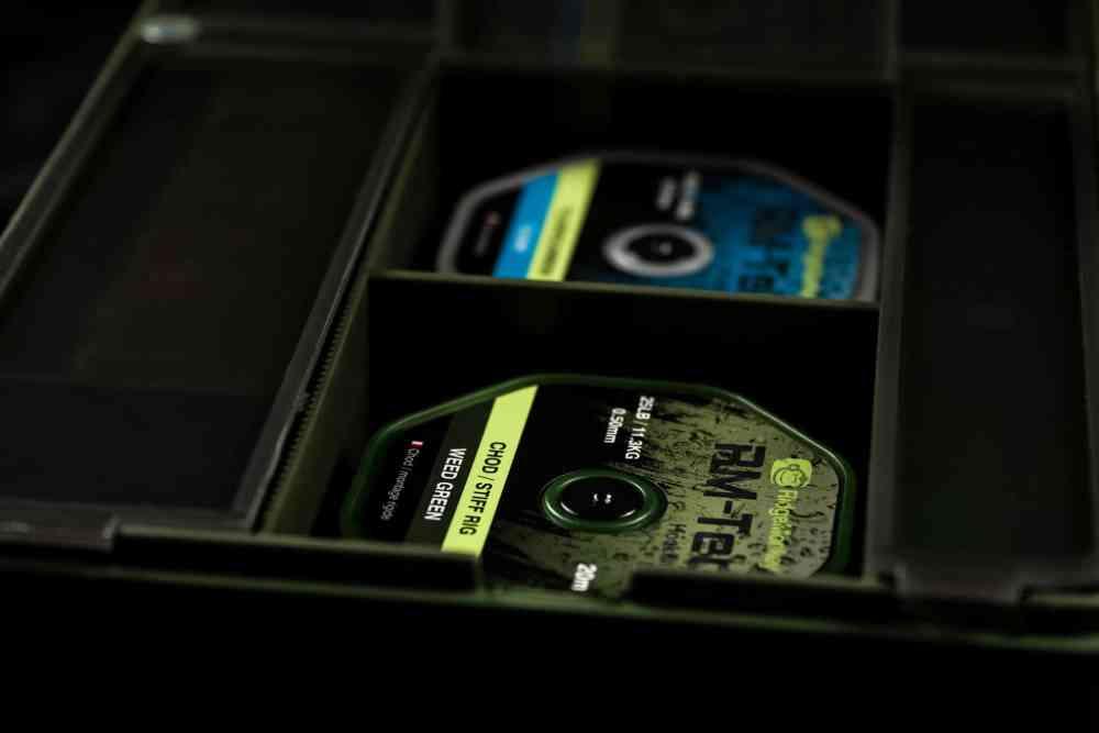 ARMOURY TACKLE BOX 8 1