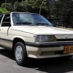 Renault 9 En Colombia Historia De Un Guerrero Urbano