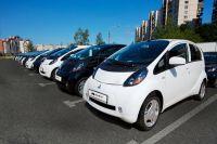 Для саммита G20 закуплено 70 электромобилей Mitsubishi i-MiEV