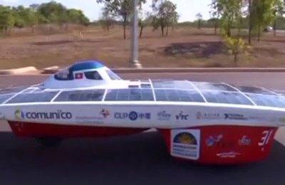 В Австралии стартовали гонки на электроболидах