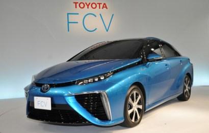 Toyota назвала цену и дату выхода авто на водородном двигателе