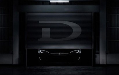 Презентация Tesla Model D на русском