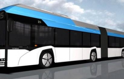 Solaris создаст 24-метровый электробус