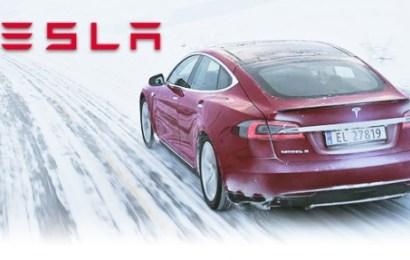 Tesla Model S vs Winter (Особенности эксплуатации электромобиля в зимних условиях)