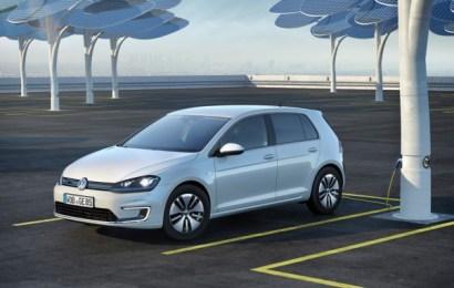 Volkswagen e-Golf развенчивает мифы об электромобилях