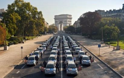 Покупателям электромобилей во Франции будет выплачиваться компенсация в 10000 евро