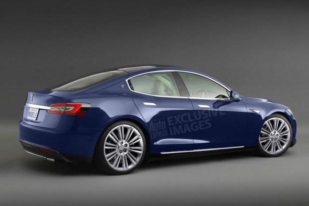 Tesla Model 3 будет на 20% меньше седана Model S