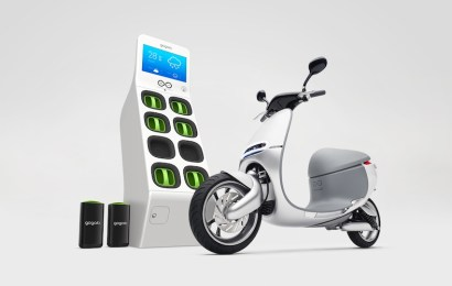 «Умные» электроскутеры Gogoro выедут на улицы Тайваня летом
