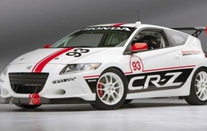 Компания Honda ведет разработку полностью электрического спорткара