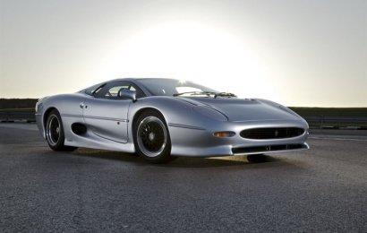 Jaguar разрабатывает перспективный электромобиль