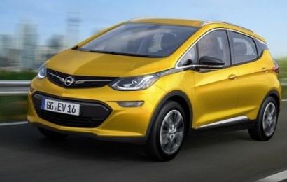 Начинается сборка нового электромобиля Opel Ampera-е
