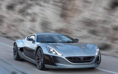 Представляем самый быстрый электромобиль в мире
