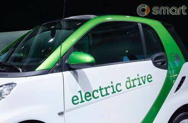 В Украине появиться новая модель Smart fortwo Electric Drive