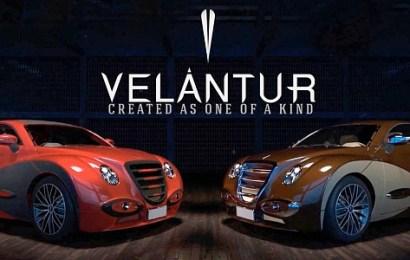 Испанская компания Velantur создала электрокар класса люкс