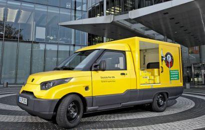 DHL переходит на электромобили