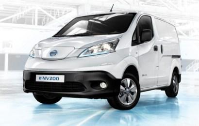 Тест-драйв Nissan e-NV200