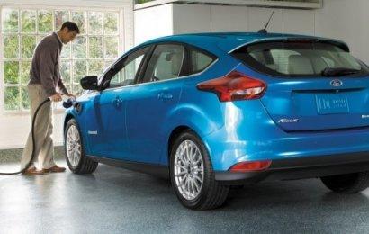 Ford представил обновленную версию Focus Electro
