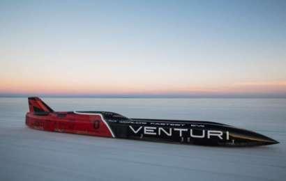 ТОП 3 самых быстрых электромобиля в мире