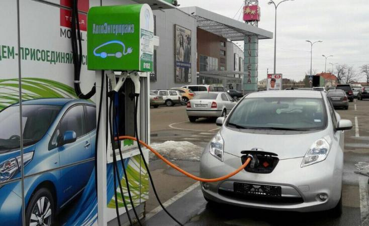 Новые зарядки в Киеве (не реклама)