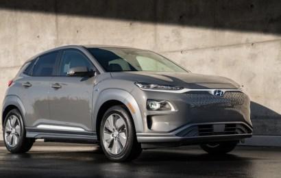 Поперло! Hyundai увеличивает производство Kona Electric