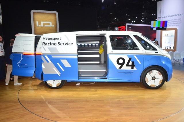 Volkswagen I.D. Buzz Caro — история оживает