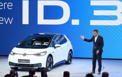 Компания VW представила ID.3
