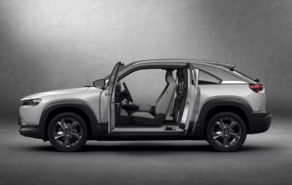 Mazda готовит собственный электромобиль