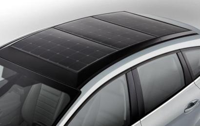 Зарядка вашого електромобіля за допомогою сонячної панелі на даху