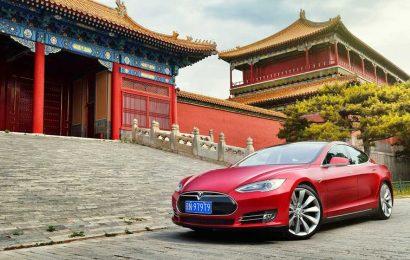 Чому Китай любить Tesla