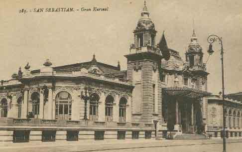 El casino Gran Kursaal