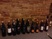 Buffet de vins a l'Hostal Sport