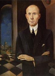Portrait of Underberg c1922-Carlo-Mense