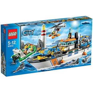 LEGO-City-Guardacostas-barco-60014-0-0