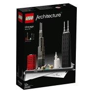 LEGO-Architecture-Chicago-444piezas-juegos-de-construccin-Multicolor-0