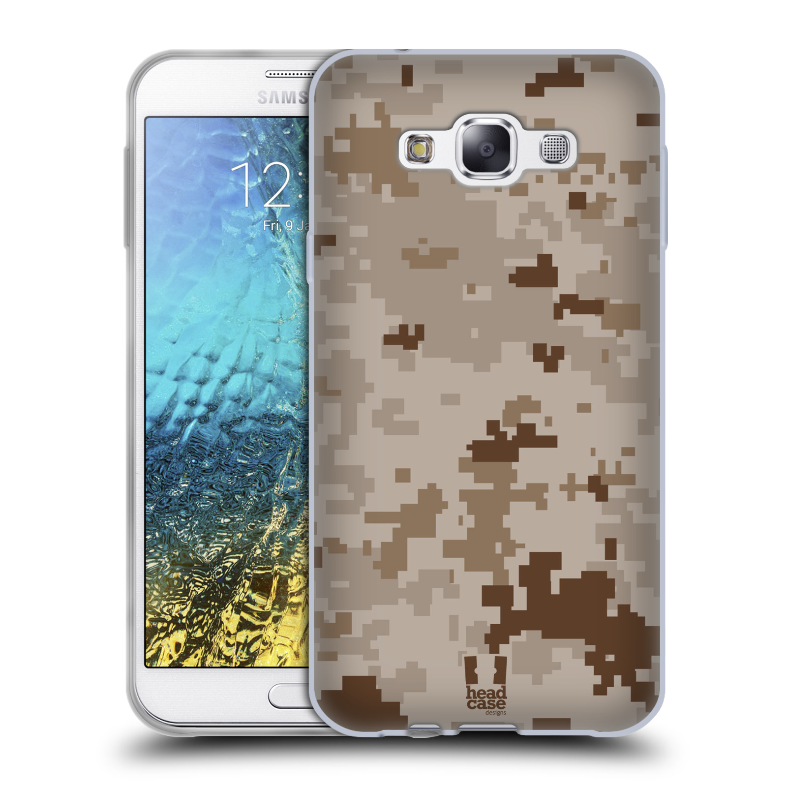 Head Case Design Military Camouflage Series 2 Gel