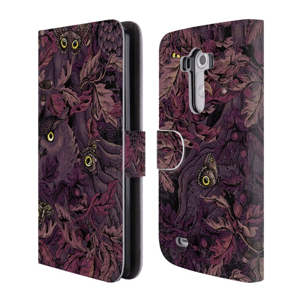 Official Celandine Camouflage Leather Book Wallet Case