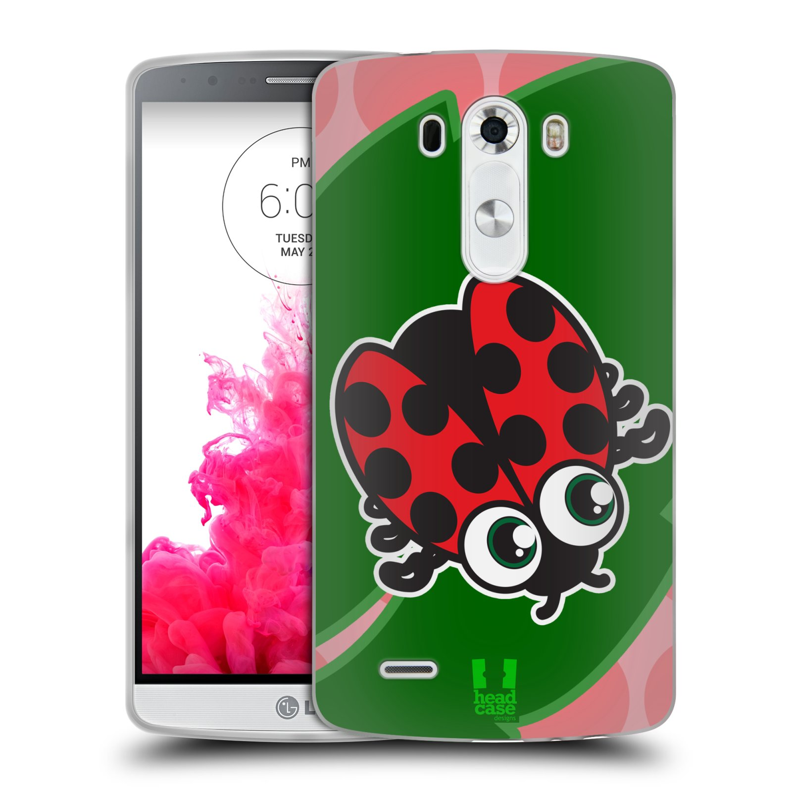Caterpillar Cell Phone Case