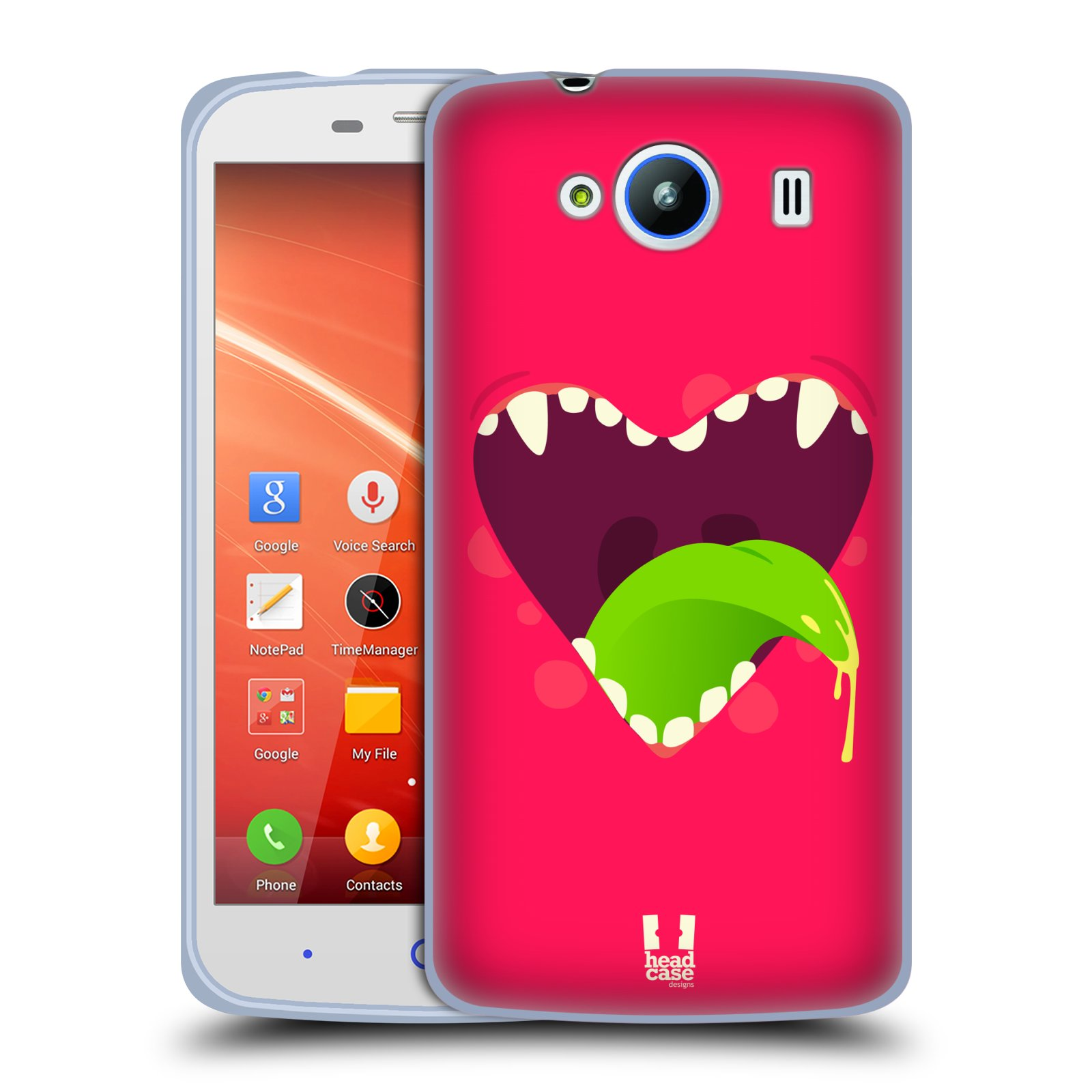 Smartphone Libre Zte Blade L2 Head Case Gobble Up Soft Gel Case For Zte Blade L2 Plus Ebay